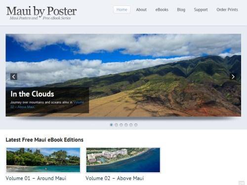Maui by Poster portfolio item