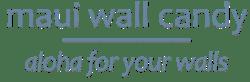 Maui Wall Candy App Logo