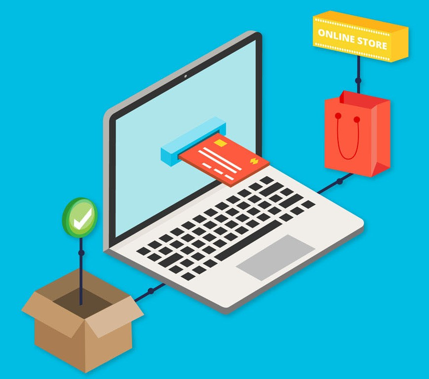 Create online business store