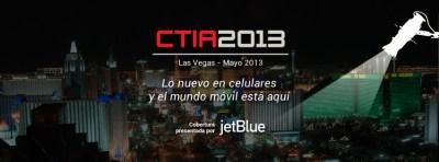 CTIA Wireless JetBlue sponsorship (2013)