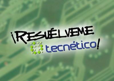 """¡Resuélveme Tecnético!"" radio show"