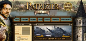 Patrizier Browser Game