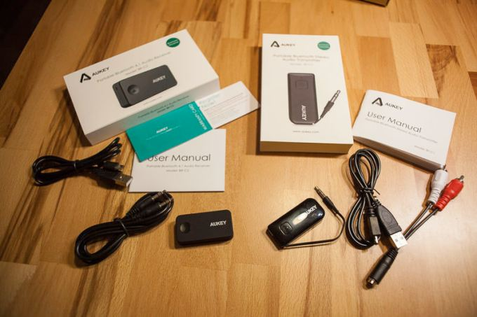 Aukey Bluetooth Audio