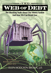 Web of Debt Book