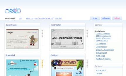 css20 homepage