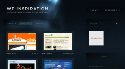 wpinspiration homepage