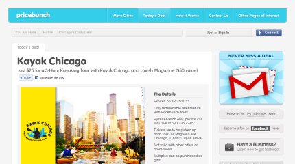 WebOffspring » Where to find the best deals every day! 18 Groupon