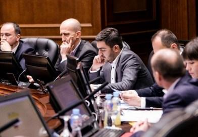 Одржана 60-та седница на Владата на РМ