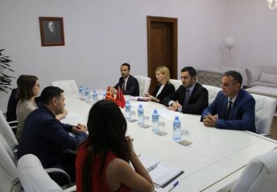 Бектеши: Имплементацијата на One Stop Shop со Албанија ќе придонесе за унапредување на економската соработка