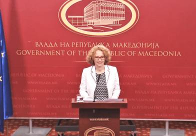 ЗПВРМ Шекеринска: Историскиот глас на пратениците, беше глас против изолација, несигурност, сиромаштија и против нови политички кризи, Евро-атлантската иднина на Македонија е потврдена