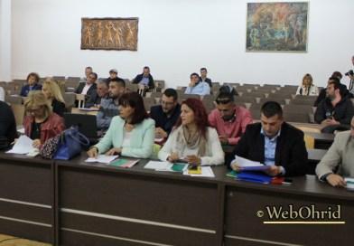 Советничката група на ВМРО-ДПМНЕ Охрид бара вонредна седница на Советот