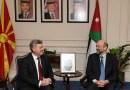 Претседателот Иванов на средби со јорданскиот државен врв: Сеопфатна и партнерска соработка меѓу Македонија и Јордан
