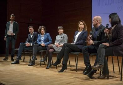 Родители и експерти разговараа за позитивно родителство на настан Скопје
