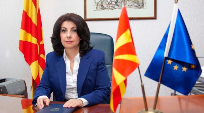 м-р Магдалена Несторовска именувана за државна секретарка во МВР
