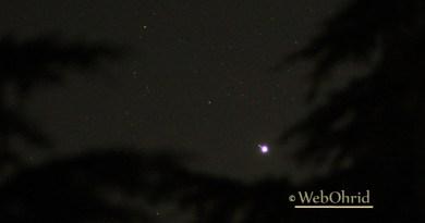 Ретка конјункција на Јупитер и Сатурн