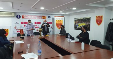 Извлечени полуфиналните натпревари од ракометниот Куп на Македонија