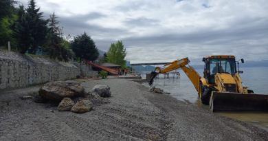 Георгиески: Конечно воведуваме ред на охридското крајбрежје, кое долги години наназад беше узурпирано