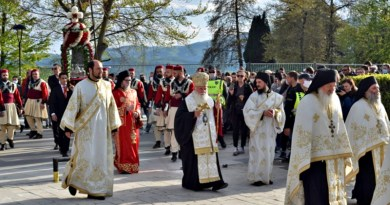 ОВР Струга нема да дозволи групно движење позади поворката на утрешната литија