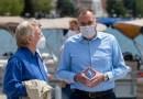 Норвешкиот амбасадор Јелстад во посета на Охрид