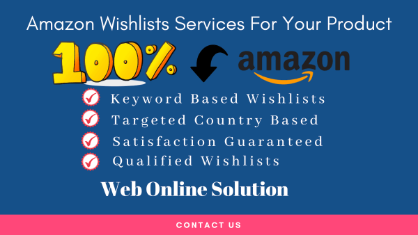 Amazon Wishlist Services