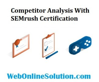 Competitor Analysis With SEMrush