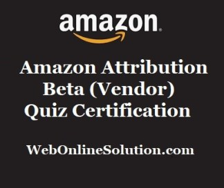 Amazon Attribution Beta