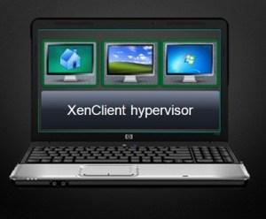 Arranque dual (DualBoot) vs. Virtualización con XenClient Hypervisor