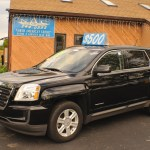 2016 Gmc Terrain Sle Black Used Suv Sale
