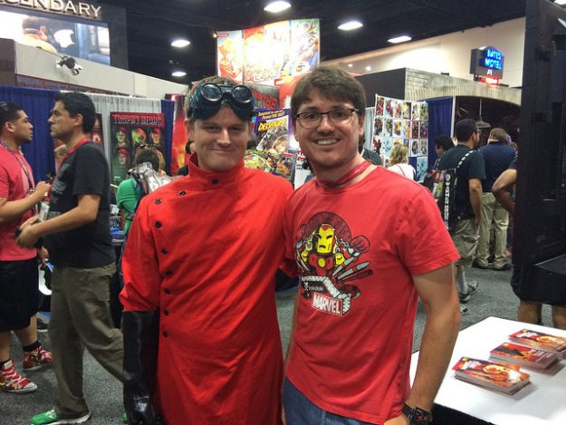 sdcc dr. horrible