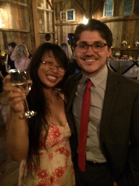matt & katie's wedding