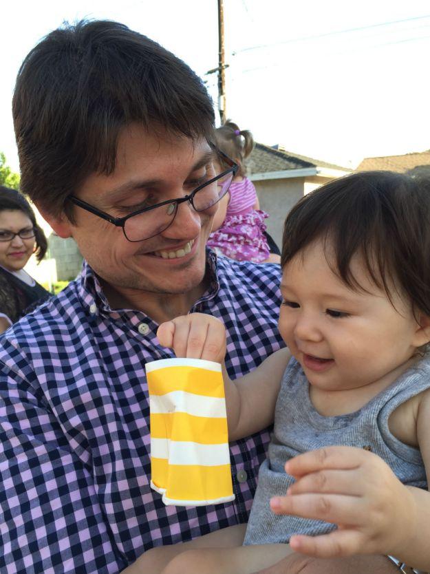 Elliott's First Birthday