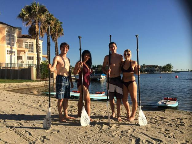 SoCal Paddle Yoga