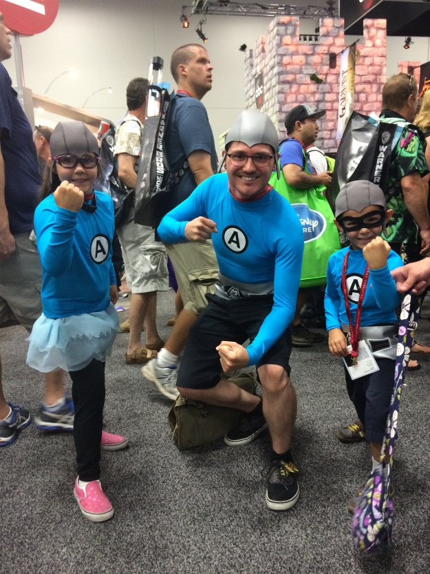 Little Aquabats!