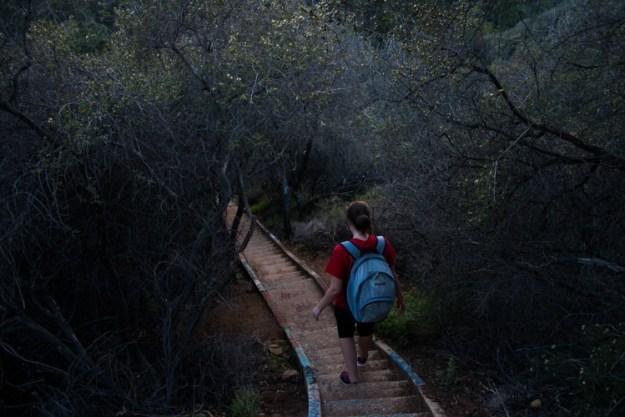 Murphy Ranch hike