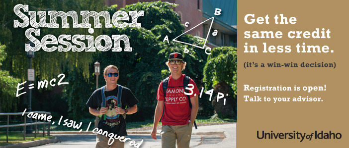 Summer Session Registration Opens Mar. 28