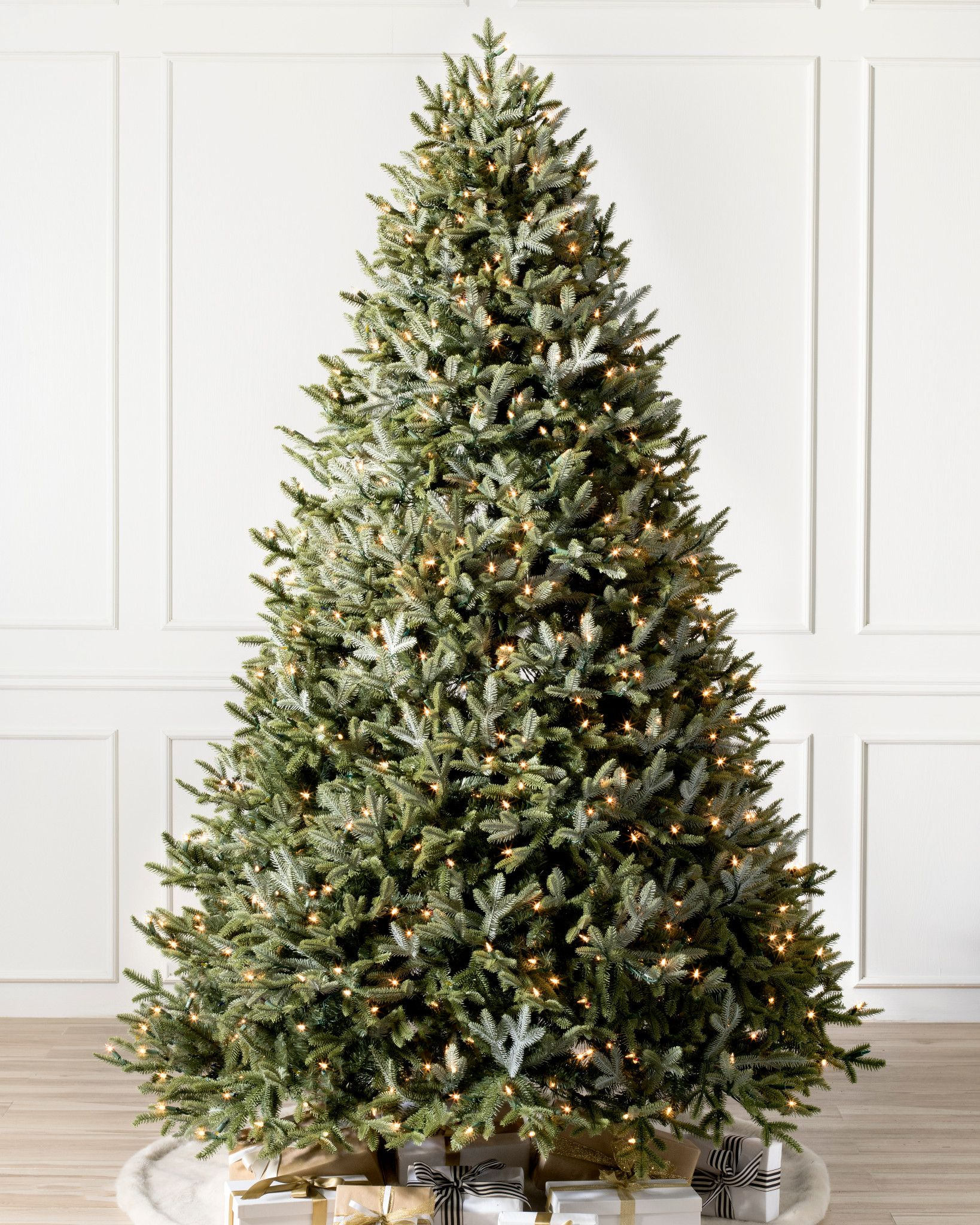 BH Fraser Fir Artificial Christmas Tree Balsam Hill