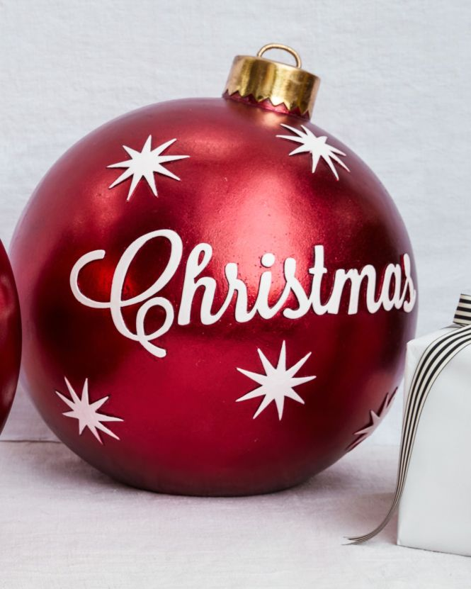 29 Diy Outdoor Christmas Decorations For Your Ho Home Allfreeholidaycrafts Com