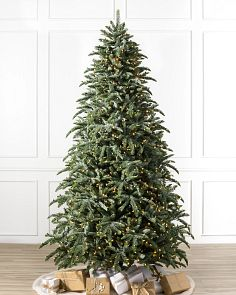 8 To 9 Foot Artificial Christmas Trees Balsam Hill