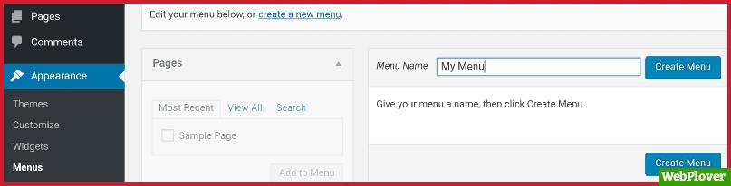 add social icons to wordpress menu