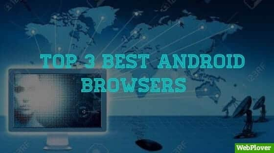 top android browsers