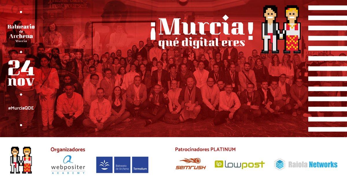 Murcia QDE 2017 Resumen