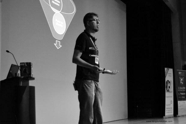 Javier Gosende en SEOPLUS 2016