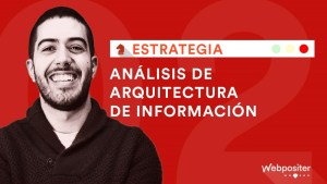 Análisis de arquitectura de información en un sitio web