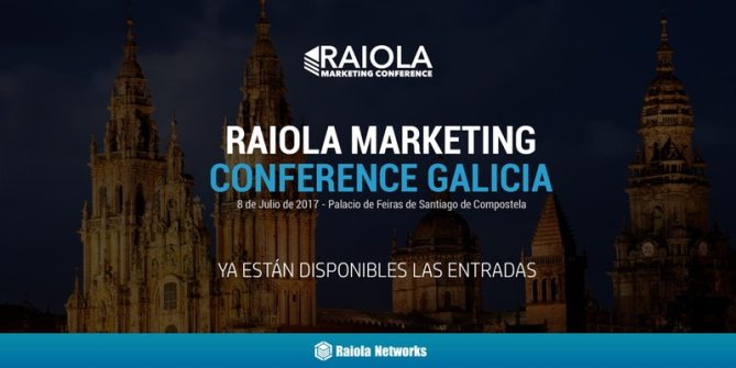 Raiola Marketing Conference Galicia