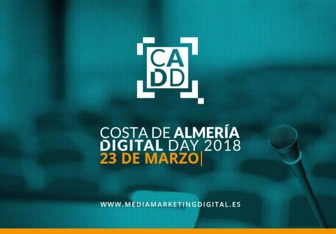 Costa de Almería Digital Day evento de marketing online