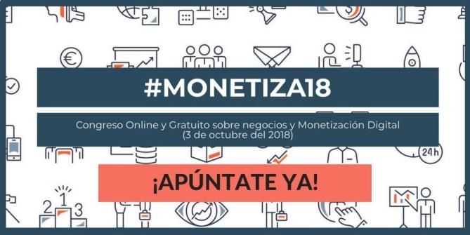 Congreso online #Monetiza18