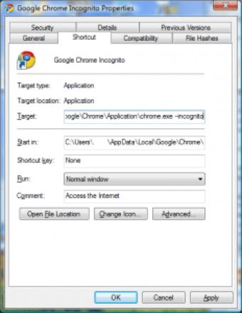 chrome-incognito-shortcut