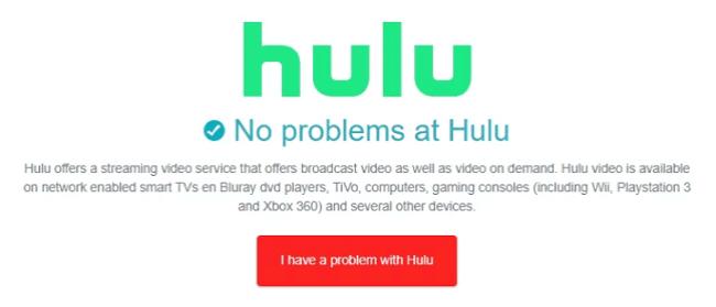 how to fix Hulu's error code 5005