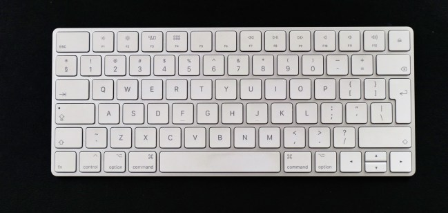 restart mac with keyboard