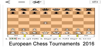 chess tournaments app 2016